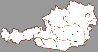 Vertriebsstellen in Österreich